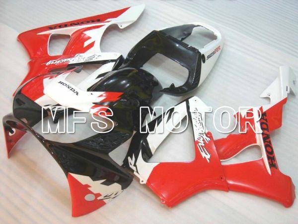 Honda CBR900RR 929 2000-2001 Injection ABS Fairing - Erion Racing - Black White Red - MFS5907