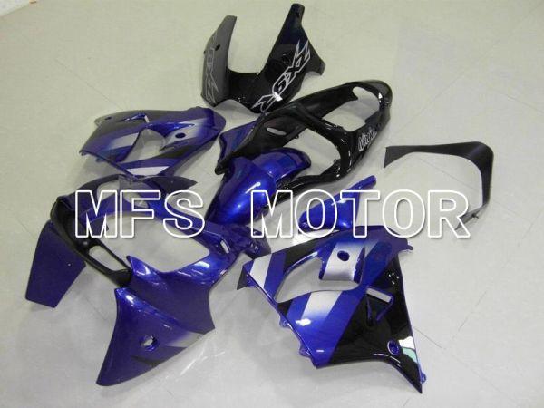 Kawasaki NINJA ZX9R 2000-2001 ABS Fairing - Factory Style - Black Blue - MFS5917
