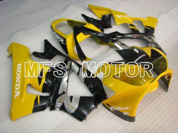 Honda CBR900RR 929 2000-2001 Injection ABS Fairing - Fireblade - Black Yellow - MFS5924