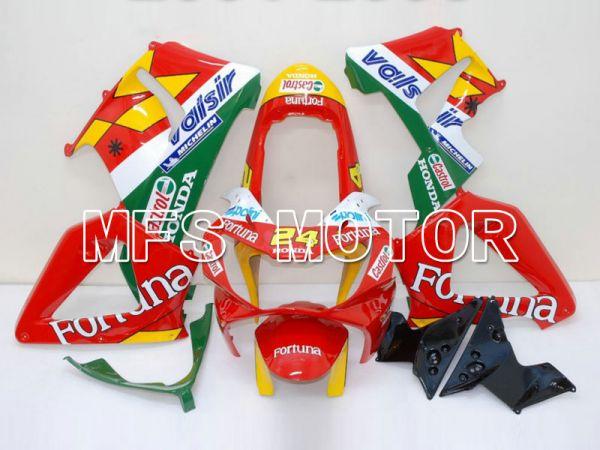 Honda CBR900RR 929 2000-2001 Injection ABS Fairing - Fortuna - Red Yellow - MFS5929