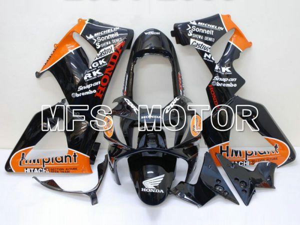 Honda CBR900RR 929 2000-2001 Injection ABS Fairing - HM Plant - Black Orange - MFS5933