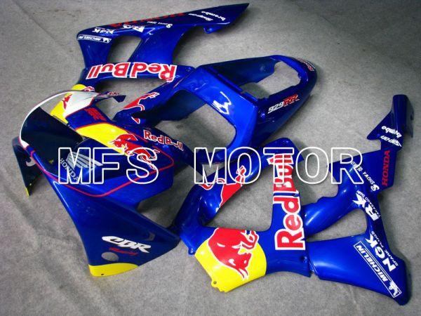 Honda CBR900RR 929 2000-2001 Injection ABS Fairing - Red Bull - Blue - MFS5948
