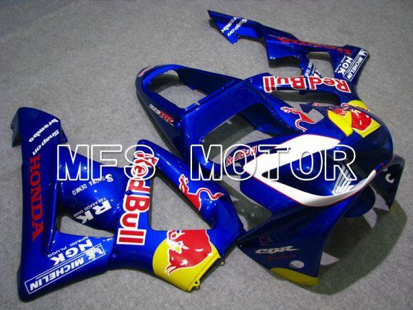 Honda CBR900RR 929 2000-2001 Injection ABS Fairing - Red Bull - Blue - MFS5952