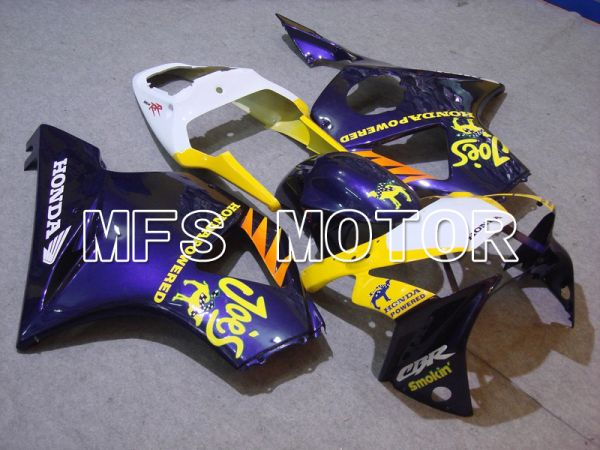 Honda CBR900RR 954 2002-2003 Injection ABS Fairing - Camel - Blue Yellow - MFS5970