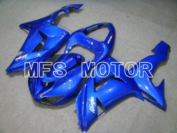 Kawasaki NINJA ZX10R 2006-2007 Injection ABS Fairing - Factory Style - Blue - MFS5992