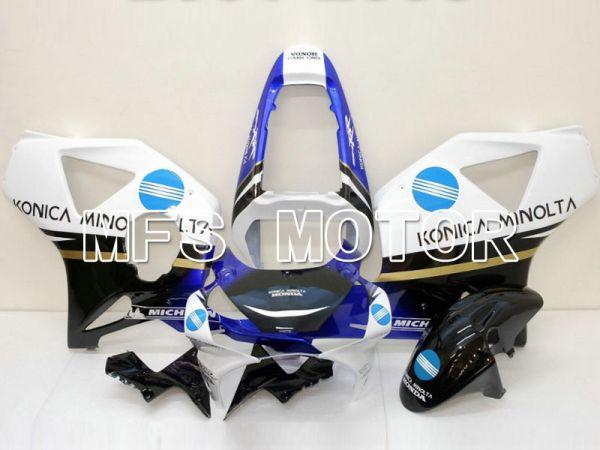 Honda CBR900RR 954 2002-2003 Injection ABS Fairing - Konica Minolta - Black White - MFS5997