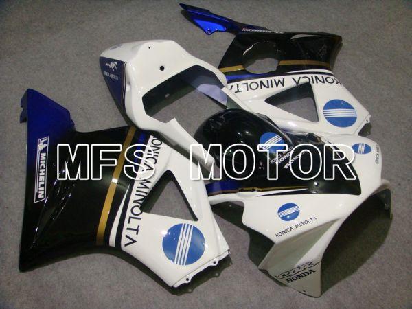 Honda CBR900RR 954 2002-2003 Injection ABS Fairing - Konica Minolta - Black White - MFS6000