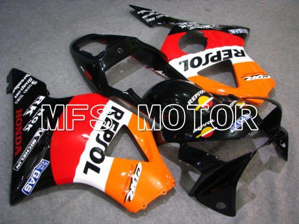 Honda CBR900RR 954 2002-2003 Injection ABS Fairing - Repsol - Black Orange Red - MFS6022