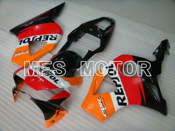 Honda CBR900RR 954 2002-2003 Injection ABS Fairing - Repsol - Black Orange Red - MFS6023