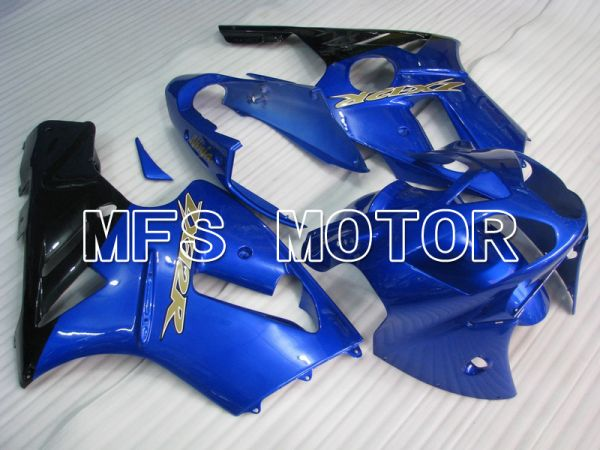 Kawasaki NINJA ZX12R 2002-2005 Injection ABS Fairing - Factory Style - Blue - MFS6068