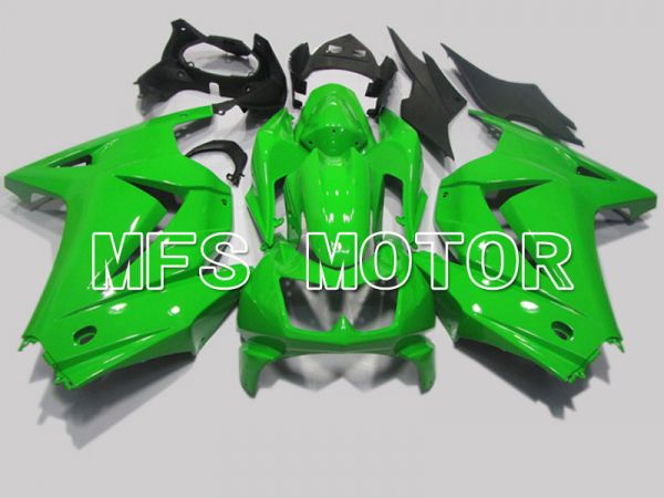 Kawasaki NINJA EX250 2008-2012 Injection ABS Fairing - Factory Style - Green - MFS6147