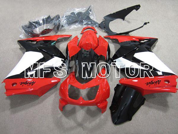Kawasaki NINJA EX250 2008-2012 Injection ABS Fairing - Factory Style - Black Red White - MFS6150
