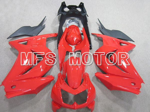 Kawasaki NINJA EX250 2008-2012 Injection ABS Fairing - Factory Style - Red - MFS6155