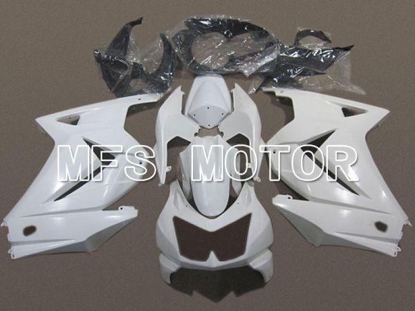 Kawasaki NINJA EX250 2008-2012 Injection ABS Fairing - Factory Style - White - MFS6158