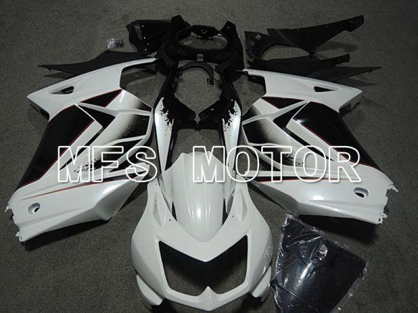 Kawasaki NINJA EX250 2008-2012 Injection ABS Fairing - Factory Style - White - MFS6162
