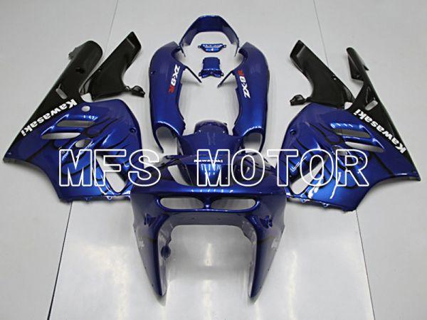 Kawasaki NINJA EX250 2008-2012 Injection ABS Fairing - Flame - Blue - MFS6165