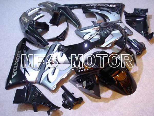 Honda CBR900RR 919 1998-1999 ABS Fairing - Factory Style - Black Silver - MFS6182