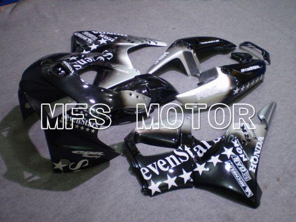 Honda CBR900RR 919 1998-1999 ABS Fairing - SevenStars - Black Silver - MFS6206