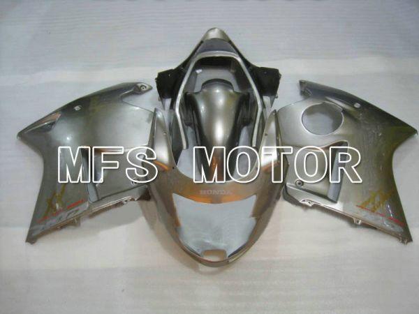 Honda CBR1100XX 1996-2007 Injection ABS Fairing - Factory Style - Silver - MFS6219