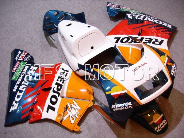 Honda NSR250 MC21 P3 1990-1993 Injection ABS Fairing - Repsol - White Blue Orange - MFS6248