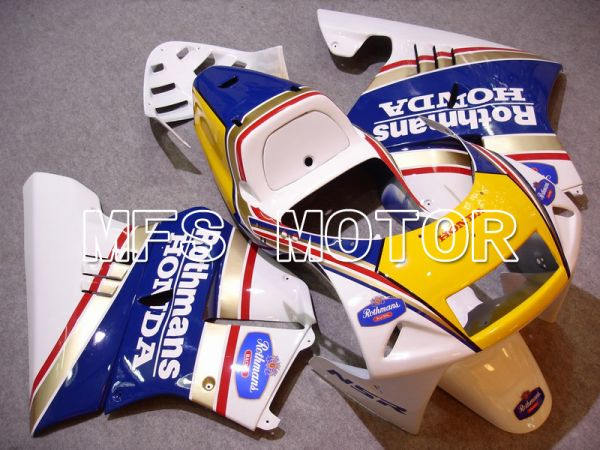 Honda NSR250 MC21 P3 1990-1993 Injection ABS Fairing - Rothmans - Blue White - MFS6252