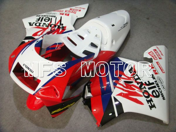Honda NSR250 MC28 P4 1994-1996 Injection ABS Fairing - Others - White Red - MFS6258