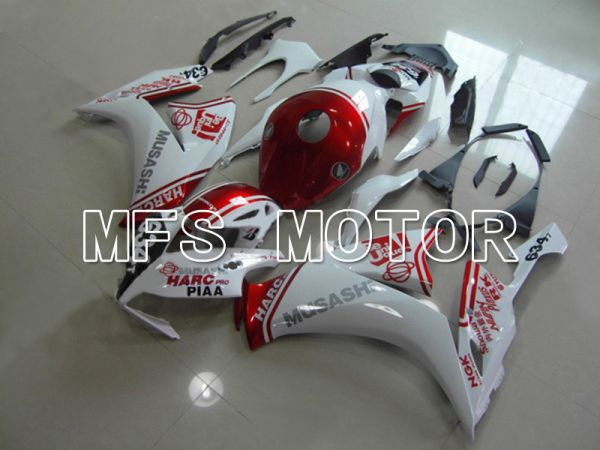 Honda CBR1000RR 2012-2016 Injection ABS Fairing - Others - Red White - MFS6282