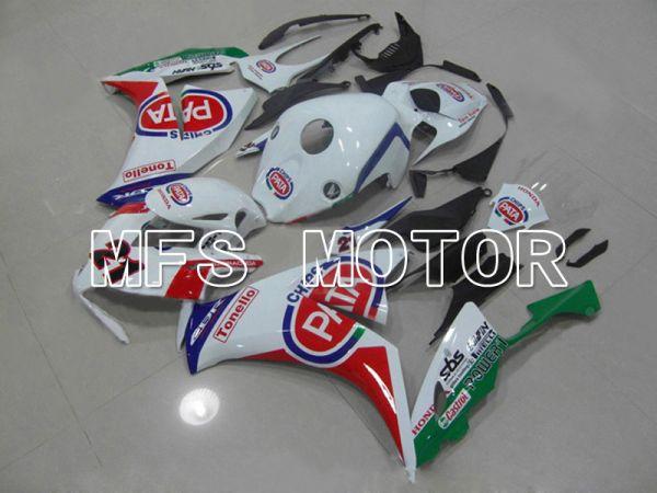 Honda CBR1000RR 2012-2016 Injection ABS Fairing - PATA - Red White - MFS6283