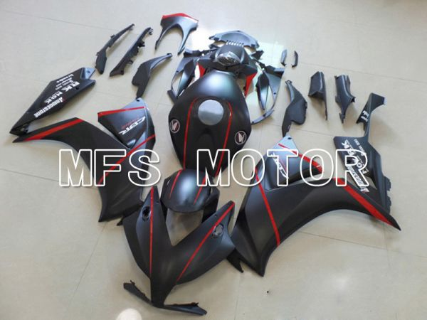 Honda CBR1000RR 2012-2016 Injection ABS Fairing - Factory Style - Black Matte - MFS6295