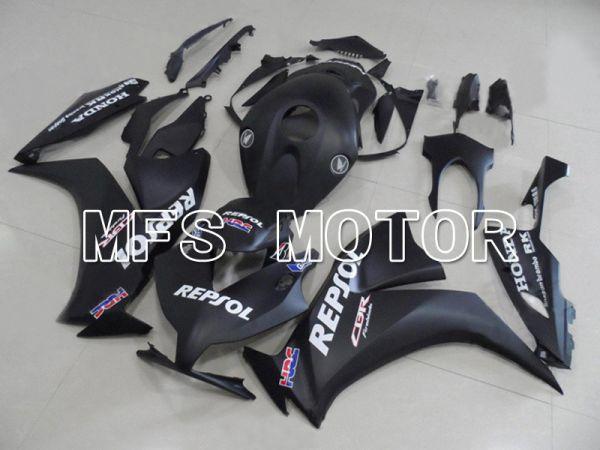 Honda CBR1000RR 2012-2016 Injection ABS Fairing - Repsol - Black Matte - MFS6296