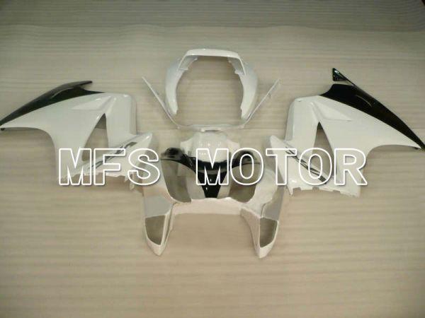 Honda VFR800 2002-2013 Injection ABS Fairing - Factory Style - Black White - MFS6326