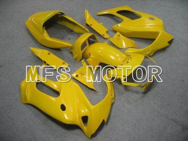 Honda VTR1000F 1997-1998 ABS Fairing - Factory Style - Yellow - MFS6394