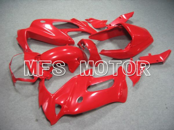 Honda VTR1000F 1997-1998 ABS Fairing - Factory Style - Red - MFS6395