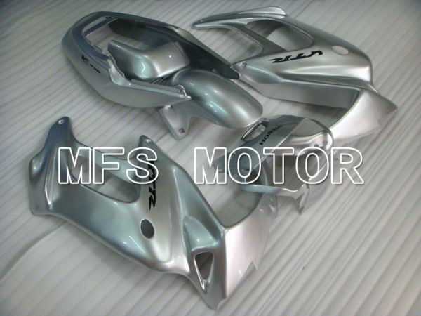 Honda VTR1000F 1997-1998 ABS Fairing - Factory Style - Silver - MFS6410