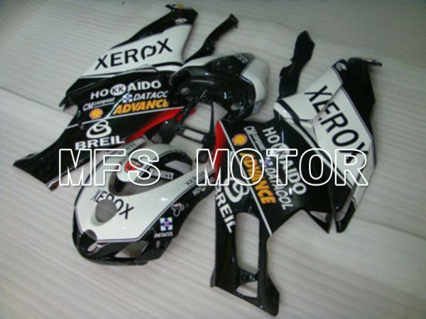 Ducati 749 / 999 2003-2004 Injection ABS Fairing - Xerox - Black White - MFS6433