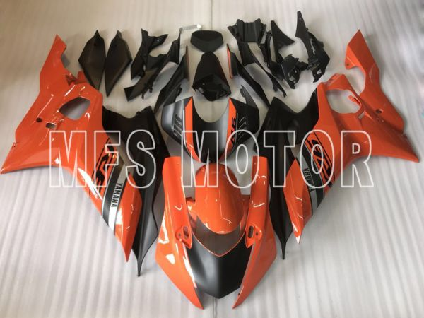 Yamaha YZF-R6 2017-2019 Injection ABS Fairing - Factory Style - Orange Black - MFS8455