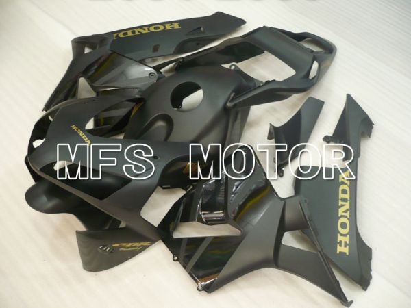 Honda CBR600RR 2003-2004 Injection ABS Fairing - Factory - Matte Black - MFS2058