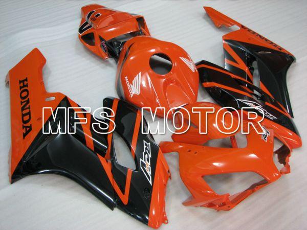 Honda CBR1000RR 2004-2005 Injection ABS Fairing - Factory Style - Black Orange - MFS2558