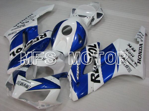 Honda CBR1000RR 2004-2005 Injection ABS Fairing - RK - White Blue - MFS2559