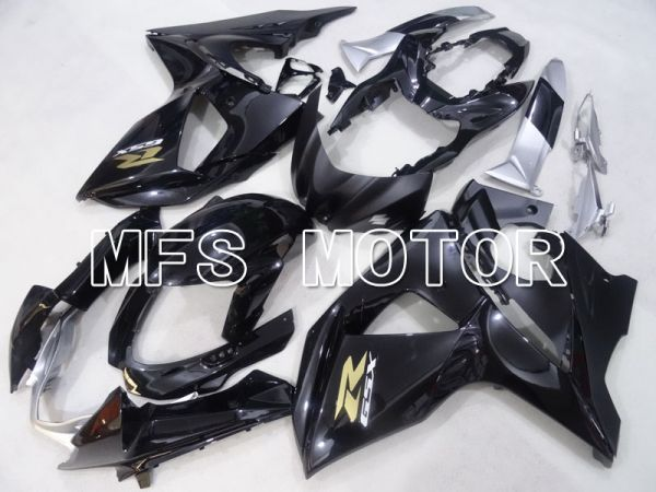 Suzuki GSXR1000 2009-2016 Injection ABS Fairing - Factory Style - Black - MFS2723