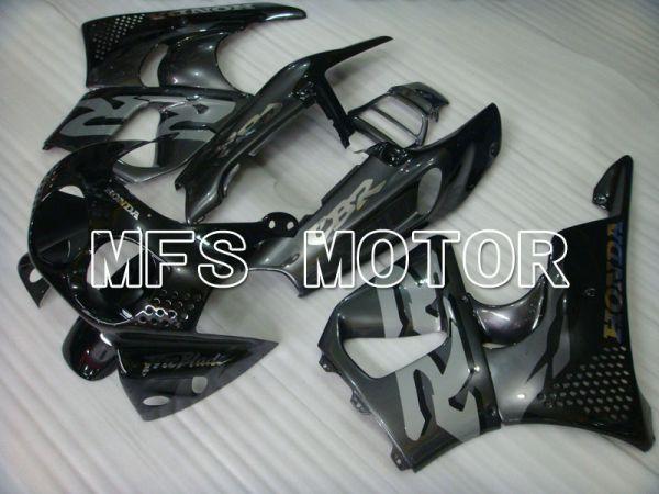 Honda CBR900RR 893 1992-1993 ABS Fairing - Factory Style - Black Silver - MFS4233