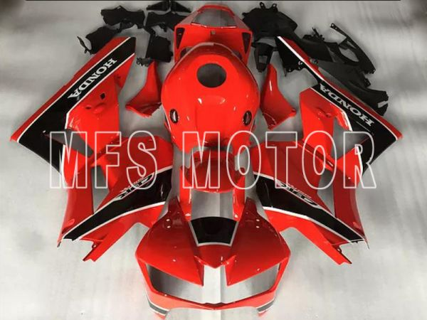 Honda CBR600RR 2013-2019 Injection ABS Fairing - Ohters - Black Red - MFS8364