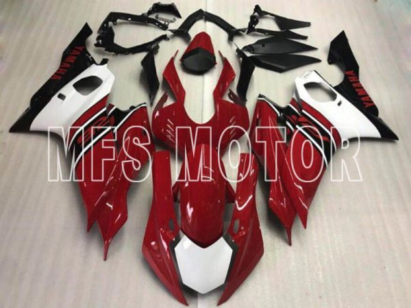Yamaha YZF-R6 2017-2019 Injection ABS Fairing - Factory Style - Red Black - MFS8452