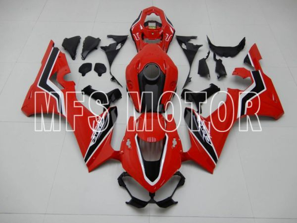 Honda CBR1000RR 2017-2019 Injection ABS Fairing - Others - Red Black - MFS8383
