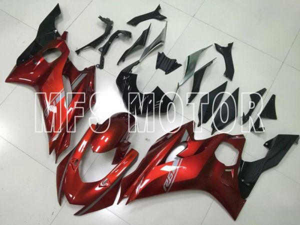 Yamaha YZF-R6 2017-2019 Injection ABS Fairing - Factory Style - Red Black - MFS8451