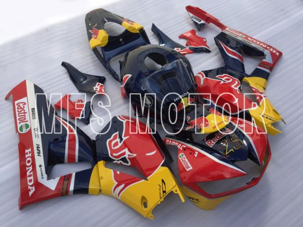 Honda CBR600RR 2013-2019 Injection ABS Fairing - Red Bull - Red Blue - MFS8366