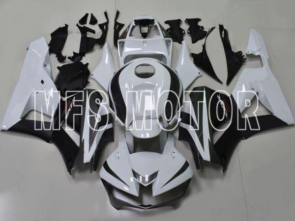 Honda CBR600RR 2013-2019 Injection ABS Fairing - Ohters - Black White - MFS8359