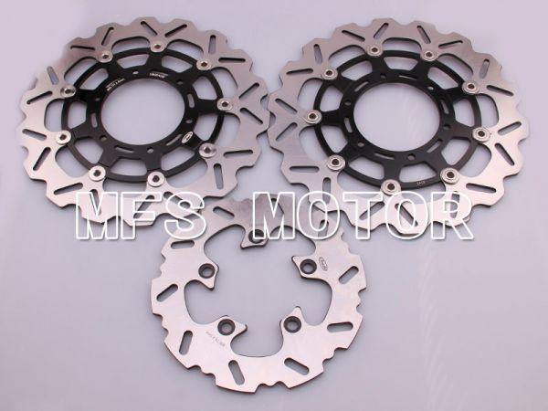 Suzuki GSXR 600 750 08-13 GSXR1000 09-11 Front Rear Brake Rotors Disc