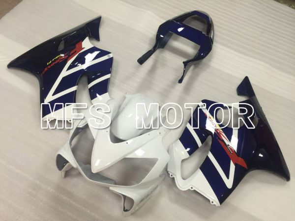 Honda CBR600 F4i 2001-2003 Injection ABS Fairing - Factory Style - Blue White - MFS8236