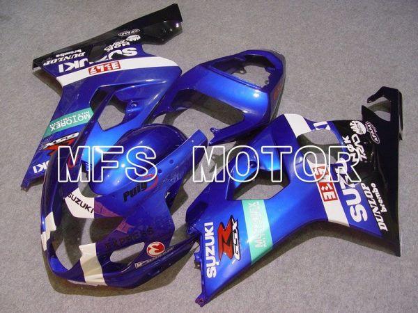 Suzuki GSXR600 GSXR750 2004-2005 Injection ABS Fairing - Factory Style - Blue - MFS4711